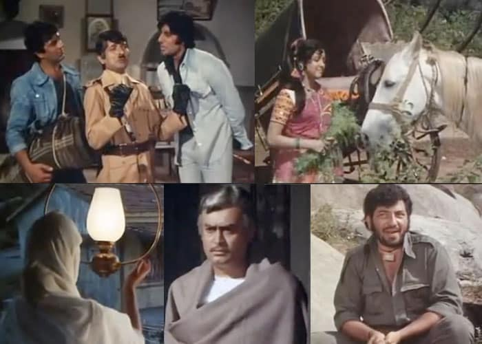 Meet the characters of Sholay