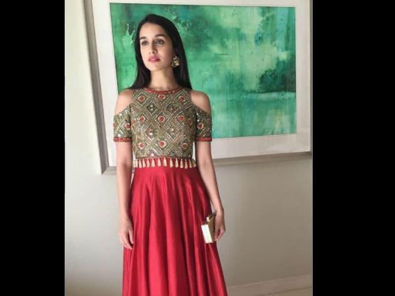 Shraddha Kapoor's Wedding Wardrobe Is All You Need This Season