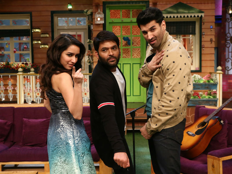 Shraddha Kapoor, Aditya Roy Kapur Add Laughter Dose To OK Jaanu