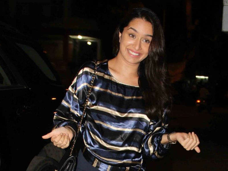 Shraddha Kapoor's Half Girlfriend Day Out