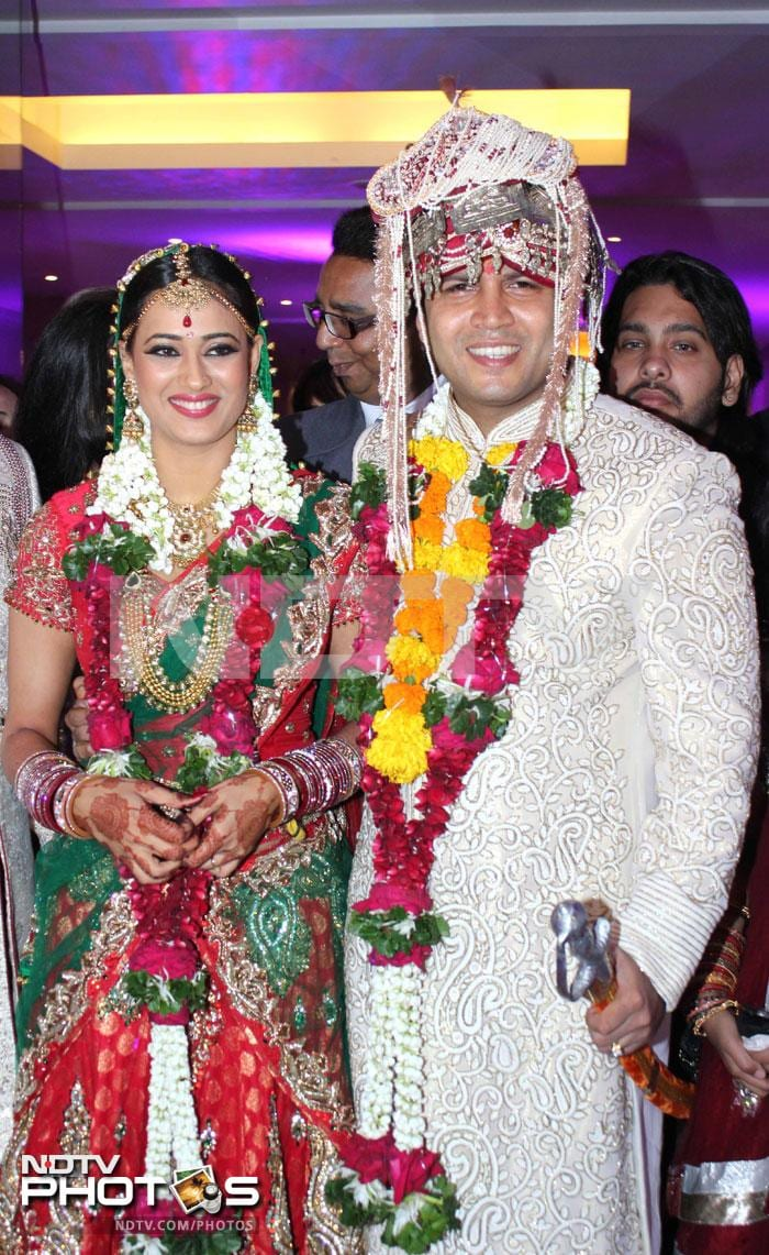 Inside Shweta Abhinav S Grand Wedding