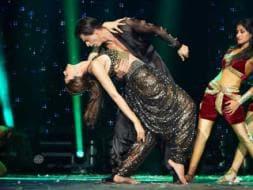 Photo : SRK, Deepika Bring Happy New Year to Washington