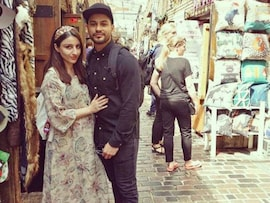 Vacation Mode On For Soha And Kunal