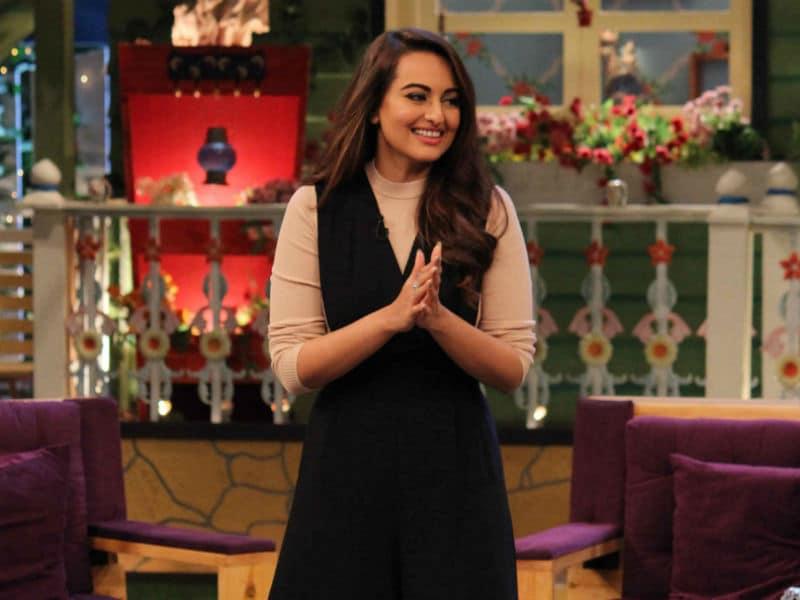 Sonakshi Has Many Moods as Akira on The Kapil Sharma Show