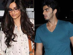 Photo : Sonam's night out with cousin Arjun Kapoor