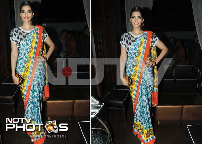 Stylish, not sexy, says Sonam. Do you agree?
