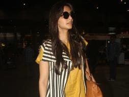 Photo : Sonam Kapoor Spotted At The Airport Looking Like This