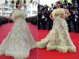 Photo : Sonam Kapoor's Elie Saab Moment at Cannes