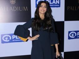 Photo : Sonam Kapoor Is Rocking The Blues Away
