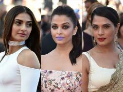 Photo : Cannes 2016: Sonam, Aishwarya, Richa Steal the Show