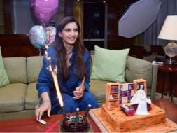 Photo : Work and Play for Sonam Kapoor on Birthday