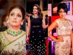 Photo : Southern Spice at SIIMA Awards: Sridevi, Huma, Shriya