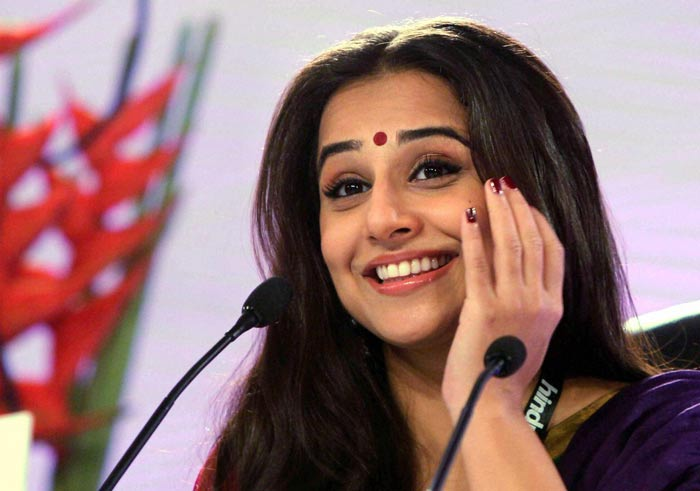Vidya 'Silk' Balan speaks up