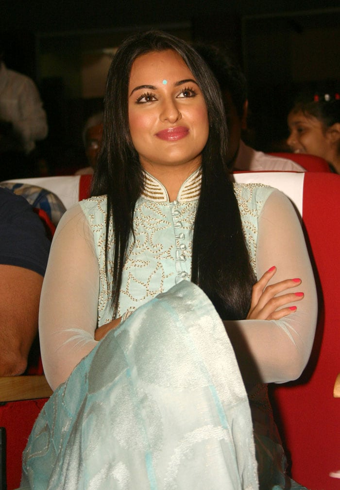 Sonakshi at National Film Festival