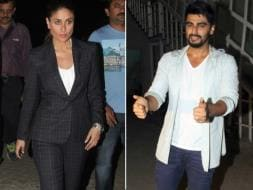 Photo : Kareena and Arjun's Tuesday Tale