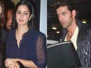 Photo : Star Spotting: Katrina, Hrithik, Big B