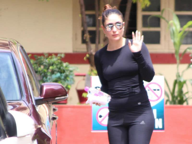 Kareena Kapoor Khan Is Giving Us Fitness Goals