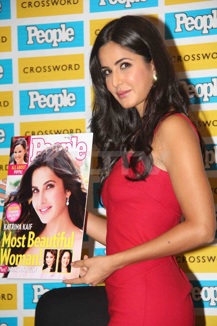 Katrina's the Most Beautiful Woman