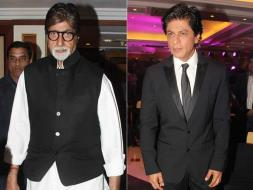 Photo : How Big B, Shah Rukh Started Their Week