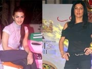 Photo : Spotted: Sushmita, Jacqueline, Minissha