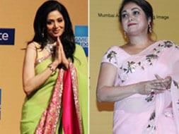 Photo : Sridevi, Tina Ambani at Mumbai Film Festival