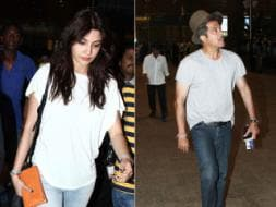 Photo : Anushka Sharma, Anil Kapoor Bid Adieu to Spain