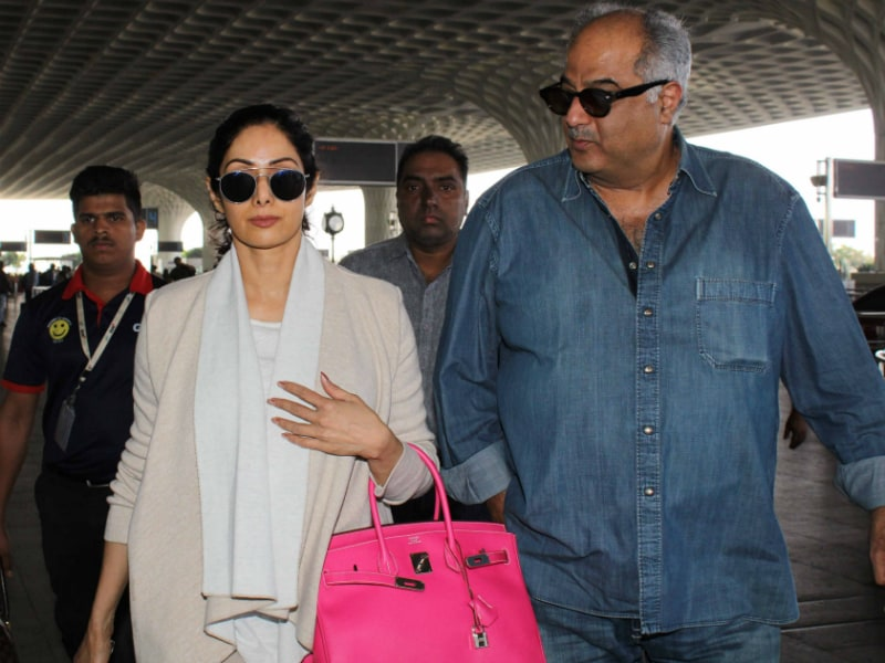 Sridevi, Why So Serious?