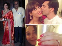 Photo : Inside Sridevi, Bipasha Basu, Preity Zinta's Karva Chauth Celebrations