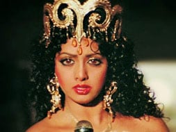 Photo : Your 10 favourite Sridevi songs