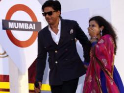Photo : That's not Deepika: SRK's Mumbai Express heroine