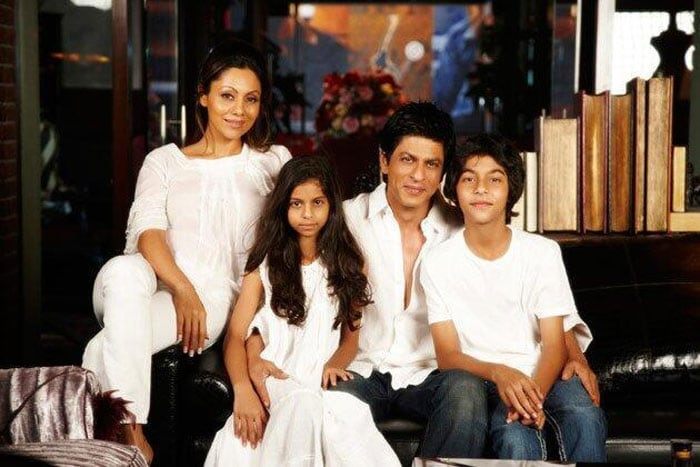 The Khan family album