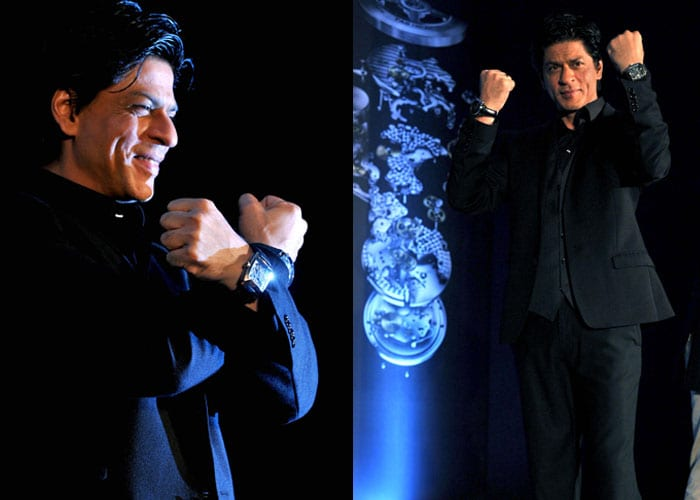 'Watch' out for SRK