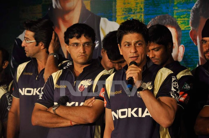 SRK back with KKR