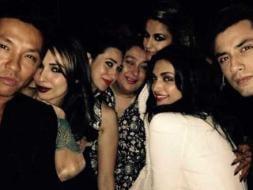Photo : Inside Shah Rukh Khan's Birthday Party