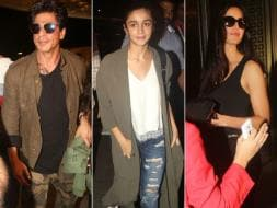 Photo : When All Of Bollywood Was At The Airport. Almost