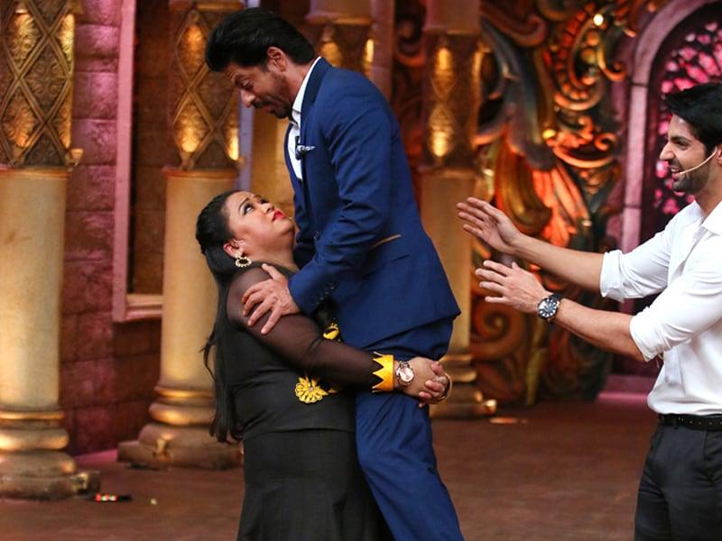 Comedy Nights Ko SRK, Bharti Singh Se Bachao
