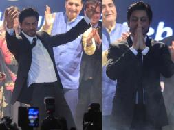 Photo : Shah Rukh Khan Biggest Entertainer at Dadasaheb Phalke Foundation Awards
