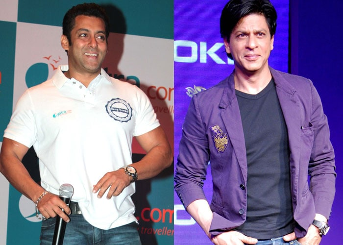 SRK to miss IPL opener (avoiding Salman)?