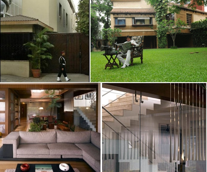 The gallery for amitabh bachchan house pratiksha - Amitabh bachchan house interior ...