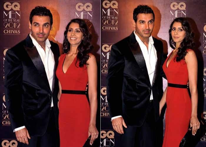 Have you met John Abraham's fiancée Priya?