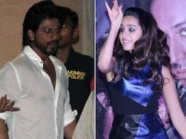 Starry <I>Traffic</i> Jam: Shah Rukh Khan, Shraddha, Athiya