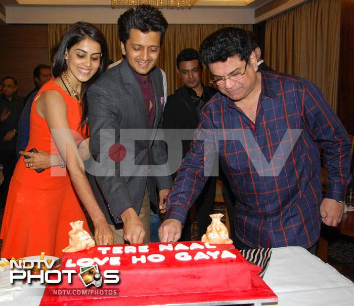 Success party of Tere Naal Love Ho Gaya