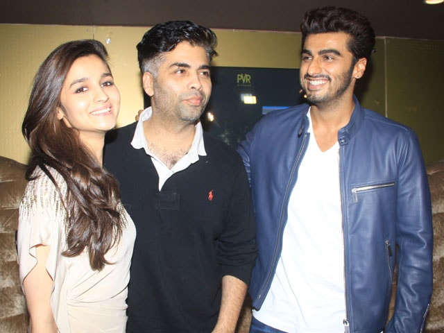 The fate of 2 States: Alia, Arjun, Karan