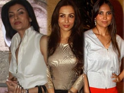 Photo : Celeb shopaholics: Sush, Malaika, Lara