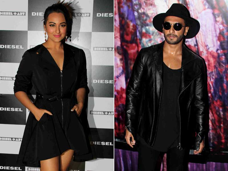 Much Swag, Such Wow: Sonakshi, Ranveer