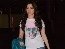 Airport Spotting: Tamannaah Bhatia Means Danger