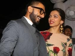 Photo : A Party For Tamasha: Deepika and Ranbir Invite Ranveer and Alia