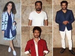 Photo : Tanu and Manu Treat Bollywood to a Preview of Their Film