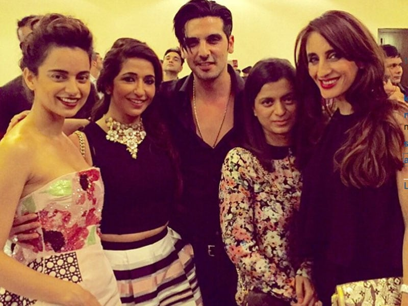 All The Queen's Friends: A Party to Celebrate Kangana's Tanu