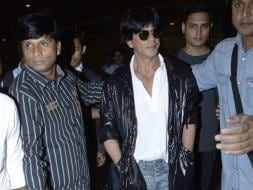 Photo : London to Mumbai Direct: SRK and Co-Dilwale Fly Home